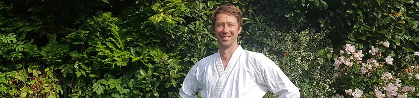 Jochen Paal-Schaumburg, Karateka