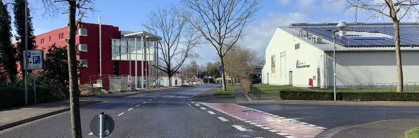 Hotel am Westring und Burggemeindehalle